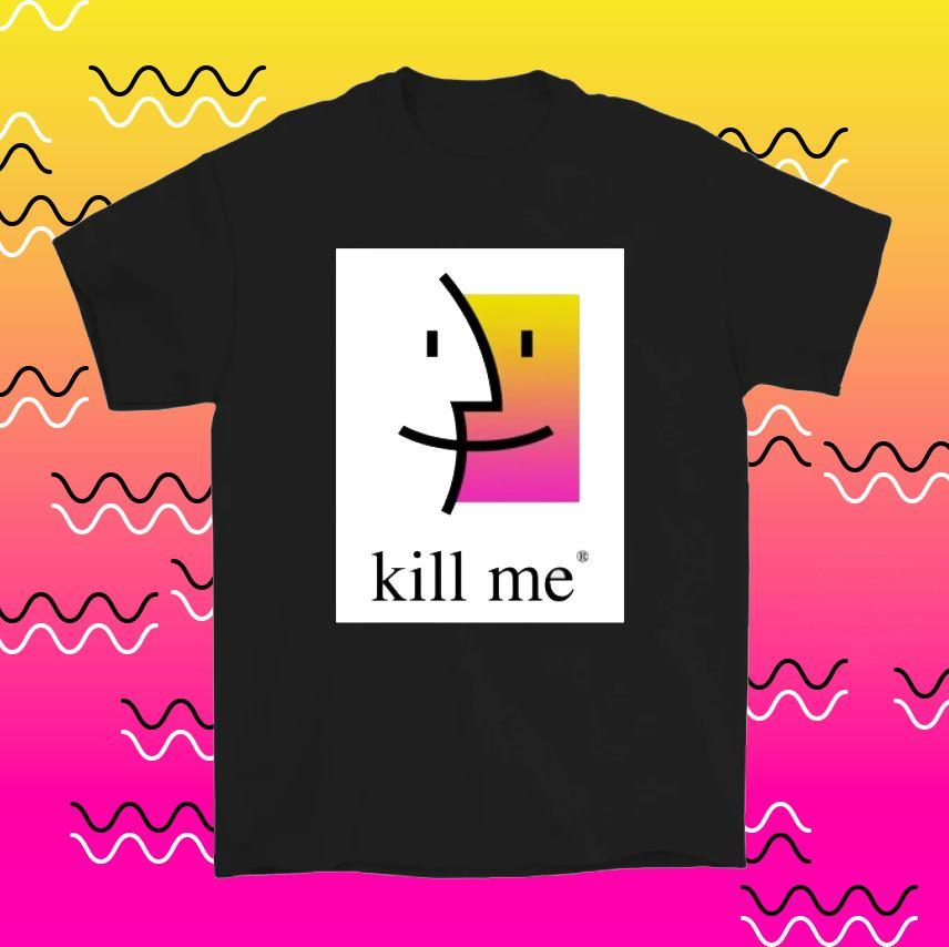 Kill Me Block Shirt