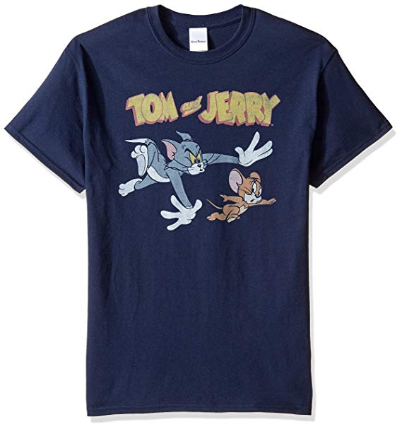 Tom and Jerry Men's Chase Shirt